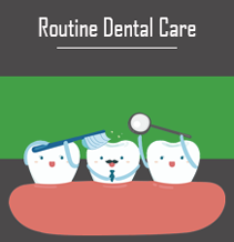 Routine Dental Care Los Angeles, CA